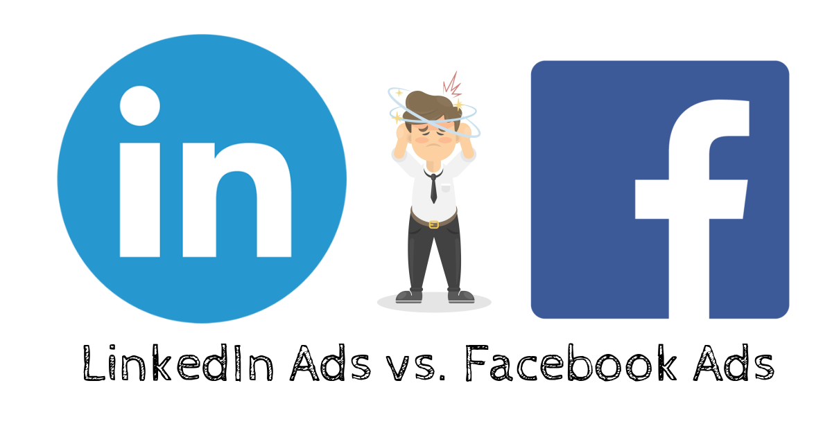 LinkedIn and Facebook